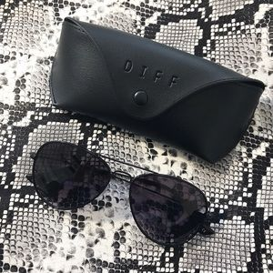 DIFF Cruz Sunglasses